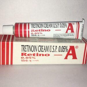 Buy Tretinoin Cream 0.05% Online